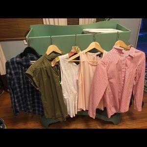 J. Crew/Madewell clothing lot